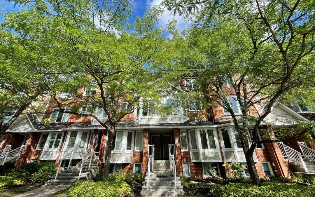 525 Lisgar unit 11, 2 bedrooms 2 bathroom Terrace Home